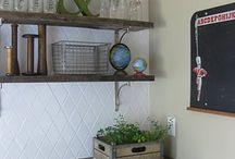 Barnwood DIY Projects / by The Painted Home