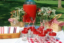 PARTIES - Vintage Picnic / by Little Housewife