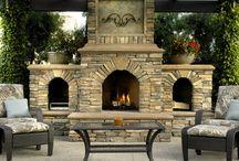 Cozy Up Outside! / Love a Good Fire  / by Whai Elizabeth