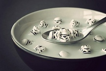 Star Wars awesomeness / STAR WARS!!! So obsessed.  / by Suze
