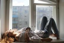 The Window / by Rachel Benavides