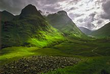 SCOTLAND / by Mikele - Bodie's Mama