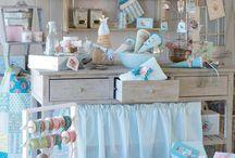 Craft & Sewing Rooms / by Diane Drake
