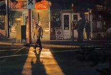 ➤ Fred Herzog / by Imene Said Kouidri
