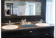 Bathroom Ideas / by Kristin Anderson