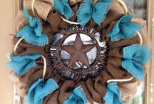 wreath / by Jodi Hice