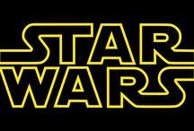 Star Wars / Il y a bien longtemps, dans une galaxie lointaine, très lointaine... / by Benoit