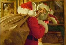 Santa / by Jill Lepack