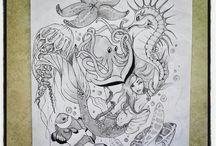 Tattoo ideas ✏️ / by Brianna Akers