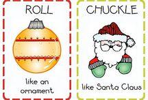Homeschool: Holiday & Special Stuff / by Shalynne Addison