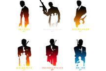 Bond Logo / by JessicaLevandoski