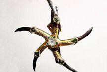 Sci-Fi/Fantasy Weapons / by Valentino Valdez