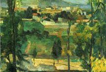 Paul Cezanne / by Bonna Shook