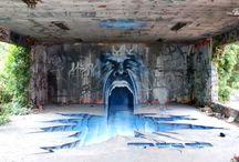 Asphalt & Other Urban Art / by Jeanna Furia