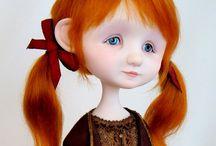 Unusual dolls / by Martha Agramonte