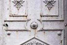 { beautiful doors } / by Erin Davis