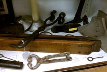 Primitive Antiques & Antiquities / Primitive collectibles from history / by Fair Oaks Antiques