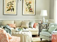 Living room ideas / by Shannon Hicks