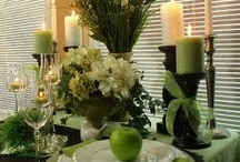 Table ideas / by Debbie Kincaid