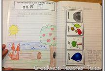 Second grade / by Wendy Jonas