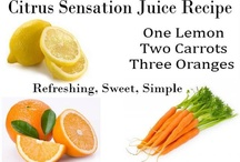 Juicing It Up / by Sammie Kimes