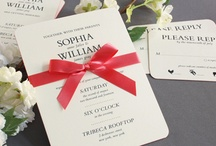 Wedding: Hibiscus & Pink / Inspired by the beauty of pinks in nature. / by William Arthur Fine Stationery