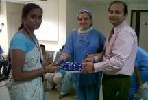 Women's Day Celebration -Bangalore Eye Hospital / Best Eye Hospitals in Bangalore | Women's Day celebration | Best Eye care / by Dr-Agarwal's Eye Hospital