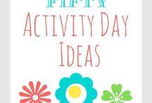 Church: Callings- Activity Days / by Shandra Mueller