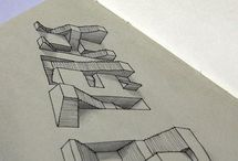 Typography / by Maria Cerejo