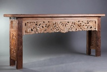 Console Table / by Open Design by Penelope
