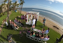 HYATT MAUI - WEDDING VENUES / Check out photos of our wedding venues here! / by Hyatt Regency Maui Weddings