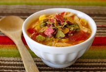 Souper / Soup / by Asya Rose