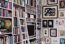 Books and Shelves / by Sandra Russo