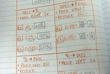 7th grade math : Proportional thinking / by Sherri Lang