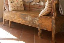 Furniture Frenzy / by Janelle Castell