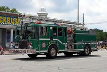 ALL FIRE ENGINES ARE NOT RED / by John Maguire