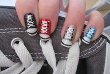 Pumped up kicks  / fashion, beauty, and other life accessories... / by Lizzie Lea
