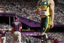 London 2012 - paralympics  / by Vicky De-Val