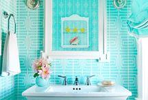 Bathroom / by Alix Leigh