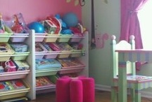 girls room / by Heidi Boatwright