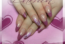 nails by Darhon / by Mystic Nails
