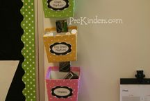 Classroom Storage Ideas / by Anita Phillips