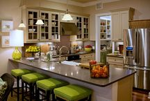 Gorgeous Kitchens / by Cathy D