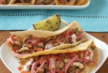 Recipes: Mexican Eats / by Jessica Miller