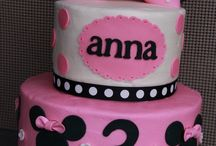 Cake ideas for 2014 B-days / by Jim & Nic Koford