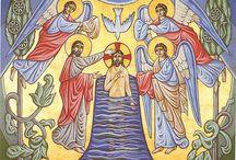 Baptism of Jesus / by Scott Medlock