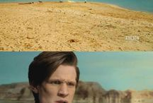 Doctor Who Love / Oh what do you think it's for?  Pay attention.  / by Myranda Holgerson