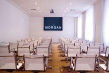 The Morgan - Meeting Rooms / by The Morgan