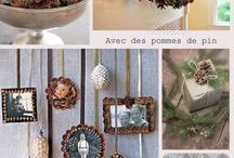 Idées bricolage déco / by MarieC