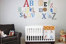 ideas for nurseries / by Carol Wolf